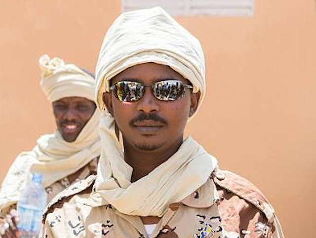 Deby's son appointed new Chadian leader