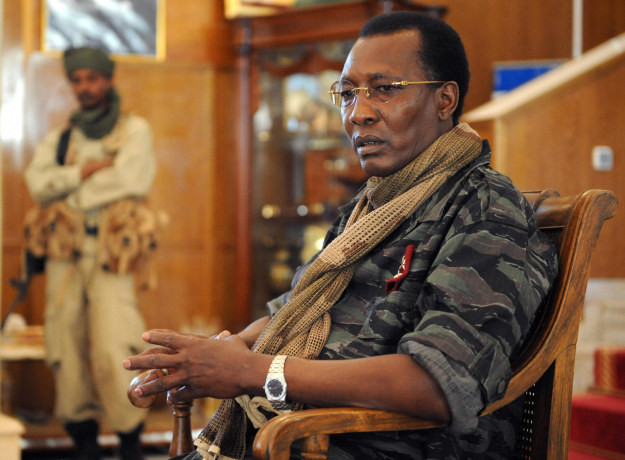 Chadian president, Idriss Déby, dies in fight with rebels