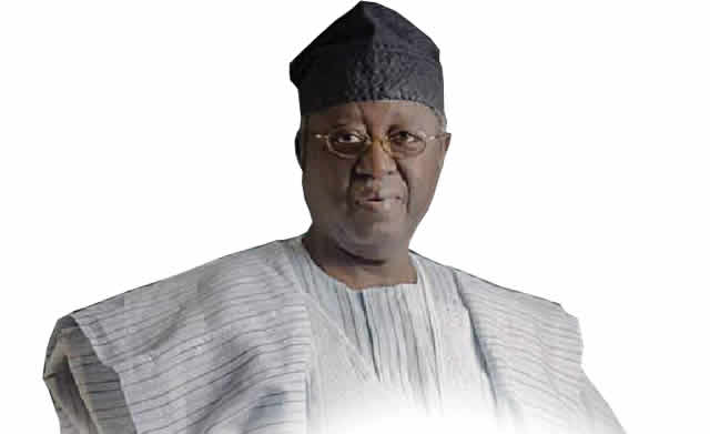 Jang: Aliyu lied, PDP governors didn't work against Jonathan in 2015