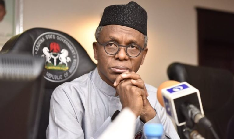 El-Rufai  announces dismissal of nurses for participating in strike, declares NLC President wanted