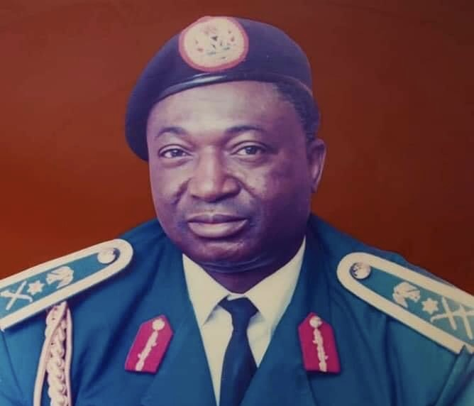 Dogonyaro, the man who announced the overthrow of Gen. Buhari in 1985