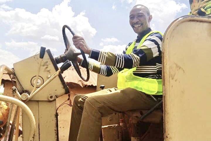 Jos North council commences road construction in Jenta Adamu