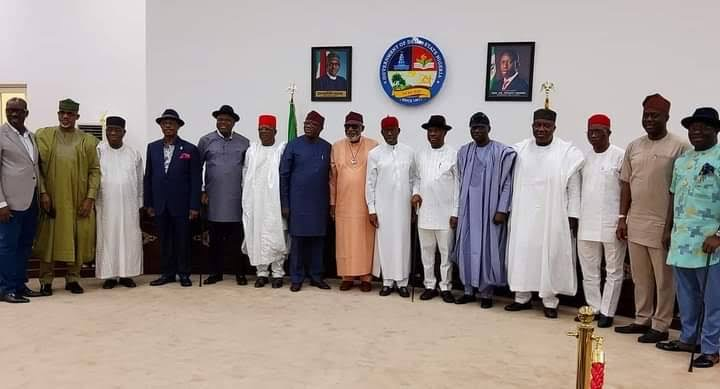 Southern governors ban open grazing, urge Buhari to address Nigerians over increasing insecurity