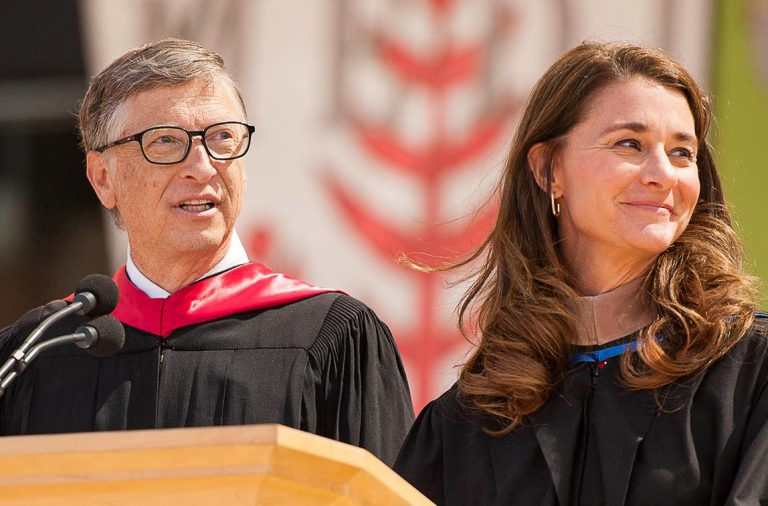 After 27 years of marriage, Bill, Melinda Gates announce divorce